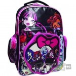 BTS Ghiozdan Monster High Pencil Case