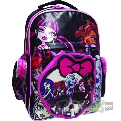 BTS Ghiozdan Monster High Pencil Case
