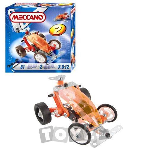MECCANO Set MECCANO 2 modele-Buggy