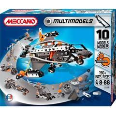 Meccano Meccano – Set 10 modele