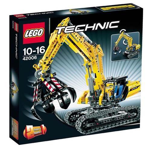 LEGO TECHNIC Excavator (42006)