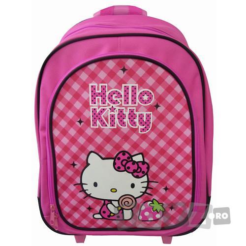 ATM Ghiozdan Troller Hello Kitty