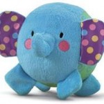 Fisher-Price Fisher-Price Elefant Mingiuta Cu Clopotel