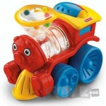 Fisher Price Brilliant Basics Fisher-Price – Locomotiva MTM5661-M5663
