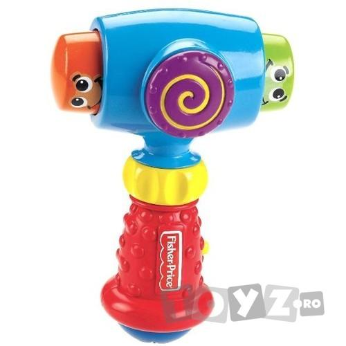 Fisher Price CIOCANUL IZBESTE SI CHICOTESTE MTV5640