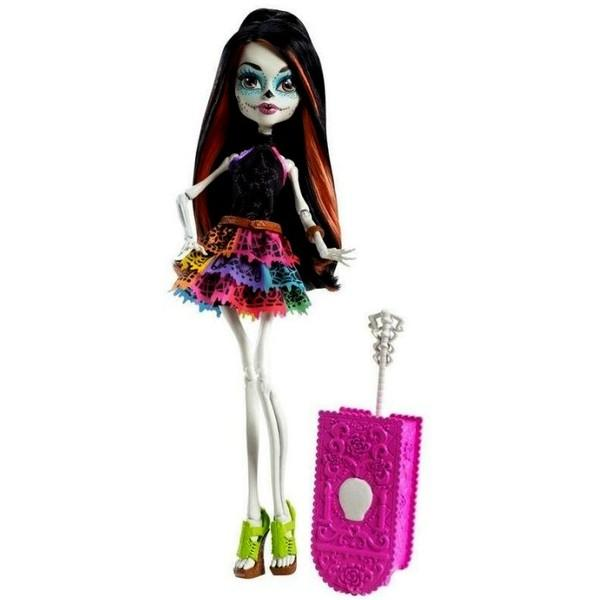 Mattel Papusa Monster High – Plimbarete – Skelita Calaveras