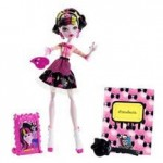 Monster High Papusa Monster High Doll Art Class Draculaura