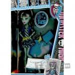 Mattel Papusa Monster High – Frankie Stein MTX4636-BBJ77