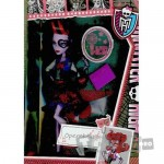 Mattel Papusa Monster High – Operetta MTX4636-BBJ76