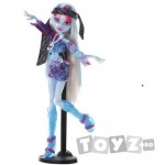 Mattel Papusa Abbey Bominable – Monster High Music Festival