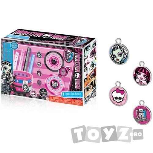 Intek Set Bratari Monster High