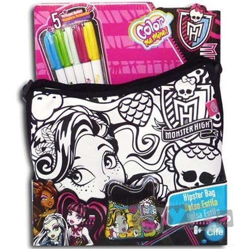 Cife Color Me Mine Hipster Bag Monster High