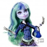 Mattel Twyla – Monster High Seria 13 Wishes