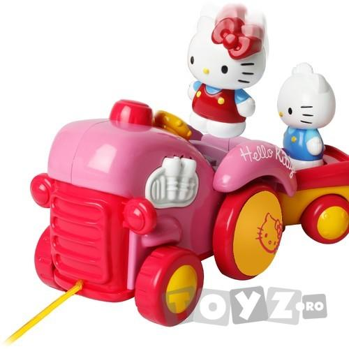 Hello Kitty Hello Kitty Tractor