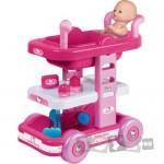 Faro Hello Kitty: Carucior pentru ingrijirea bebelusului