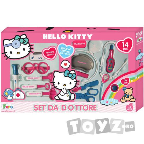 Faro Hello Kitty: Set doctor
