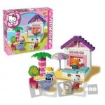 AndroniGiocatolli Cuburi constructie Unico Plus Hello Kitty Minibar