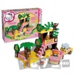 Androni Giocatolli Cuburi constructie Hello Kitty Safari