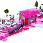 Mehano Primul meu trenulet electric – Hello Kitty