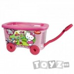 BIG HELLO KITTY Roaba Cu Set 150 Cuburi