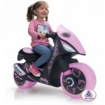 Injusa Injusa – Motocicleta electrica Hello Kitty 6V