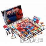 Noriel Monopoly Spiderman