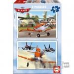 Educa Puzzle Planes 2×20