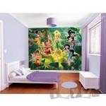 Walltastic Tapet pentru Copii Fairies