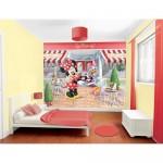 Walltastic Tapet pentru Copii Minnie Mouse
