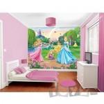 Walltastic Tapet pentru Copii Princess
