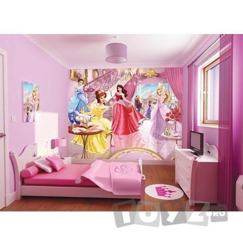 Walltastic Tapet pentru Copii Fairy Princess