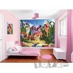 Walltastic Tapet pentru Copii Magical Fairies