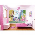 Walltastic Tapet pentru Copii My Little Pony