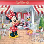 Walltastic Fototapet Disney Minnie Mouse