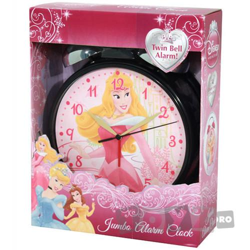 New World Toys Disney Princess: Ceas mare cu alarma
