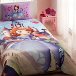 Set Lenjerie Pat Copii Disney Sophia