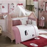 Kidboo Set Lenjerie Pat Copii 9 Piese Little Voyager