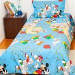 BebeDeco Bebedeco Lenjerie Pat Copii 1 Persoana Mickey