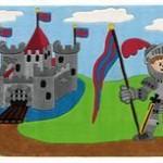 Arte Espina Covor Copii Acril/Poliamida Arte Espina Colectia Joy 4121-52
