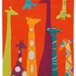 Arte Espina Covor Copii Acril Arte Espina Colectia Spirit C-071611