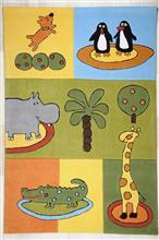THEKO Covor Copii Acril Theko Colectia Maui 3210-130036-2