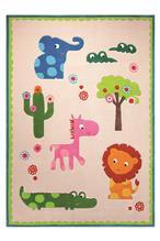 Esprit Covor Copii Acril Esprit Colectia Zoo Esp-3634-01