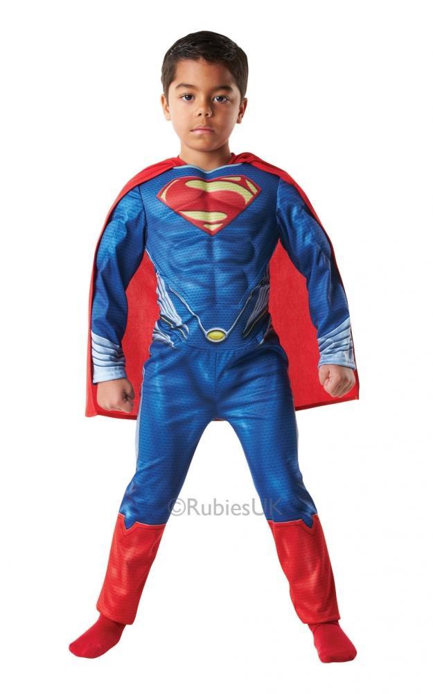 Rubies Costum de carnaval – SUPERMAN DELUXE