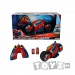 SPIDERMAN Spiderman motocicleta RC Cyber Cycle