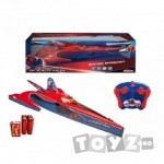 SPIDERMAN Spiderman barca RC Spider Speeder
