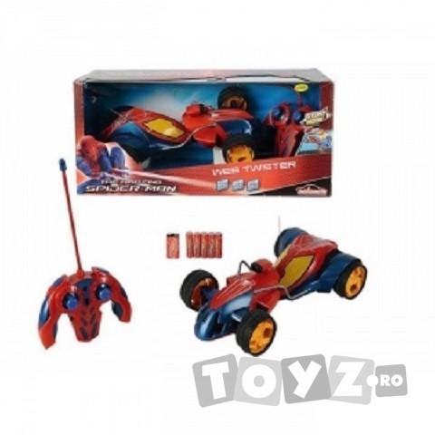 SPIDERMAN Spiderman masinuta RC 1:12 Twister