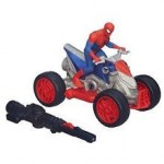 Spiderman Ultimate Spiderman Quick Launch Racers Blast N Go Atv