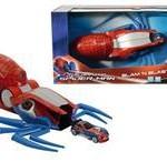 Majorette Spiderman Super Lansator+1 Masinuta