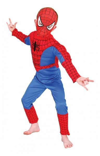 RUBIES Costum Spiderman cu cagula