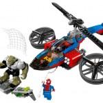 LEGO Salvarea cu Elicopterul Paianjen (76016)